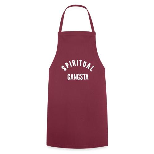 Idée cadeau - Spiritual Gangsta - Tablier de cuisine