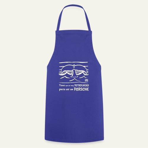 Cola de ballena - Delantal de cocina