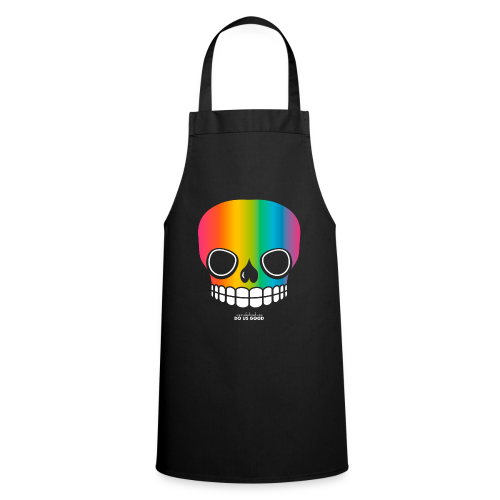 JUST SKULL rainbow - Esiliina