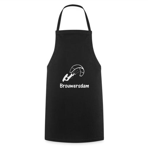 Kitesurfer Brouwersdam - Kochschürze
