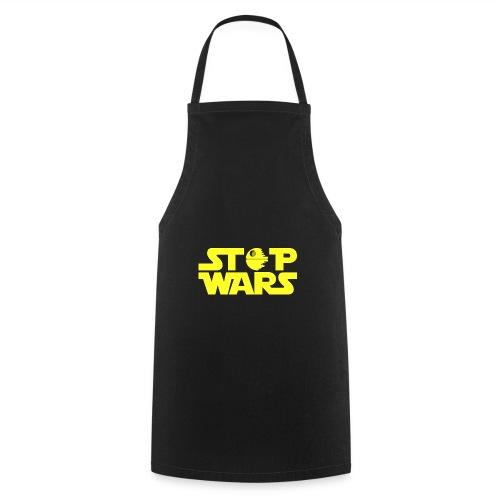 Stop Wars - Delantal de cocina