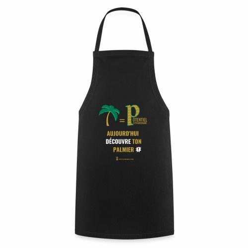 Palmier - Tablier de cuisine