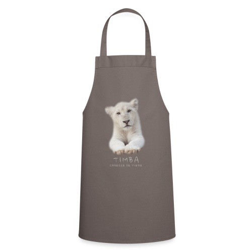 Timba bébé portrait - Tablier de cuisine