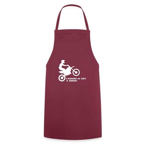 Echtes Logo Enduro is not a Crime png - Kochschürze