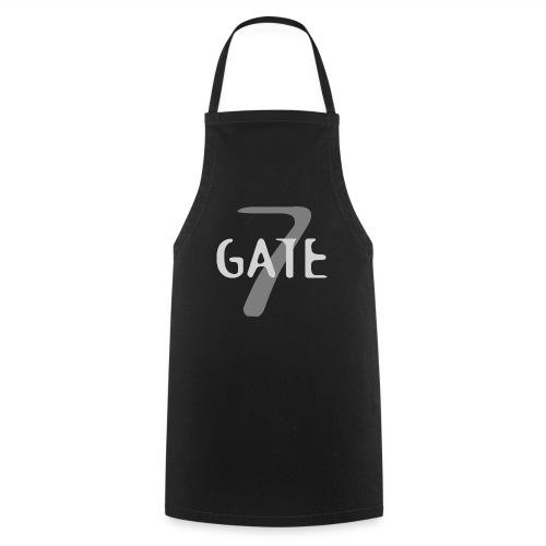 Gate-7 Logo hell - Kochschürze