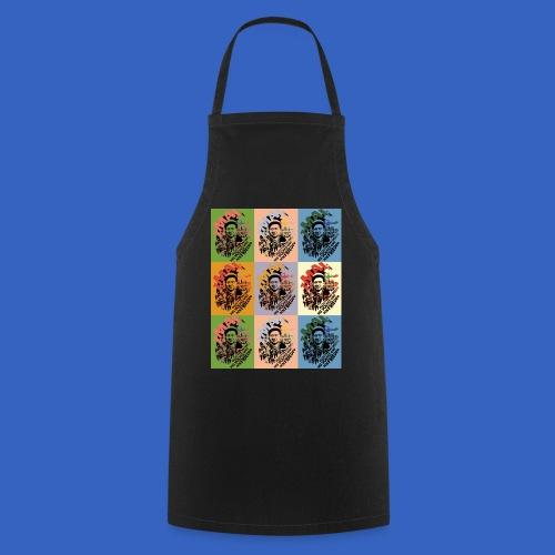 1. Mai DDR Pop Art - Kochschürze