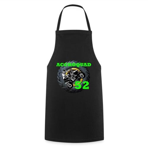 ACCROQUAD 52 - Tablier de cuisine