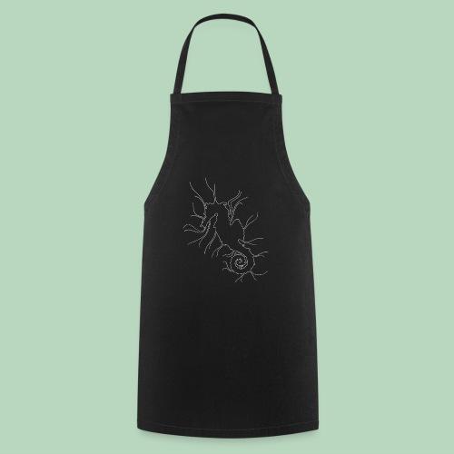 Zeepaardje Seahorse - Keukenschort