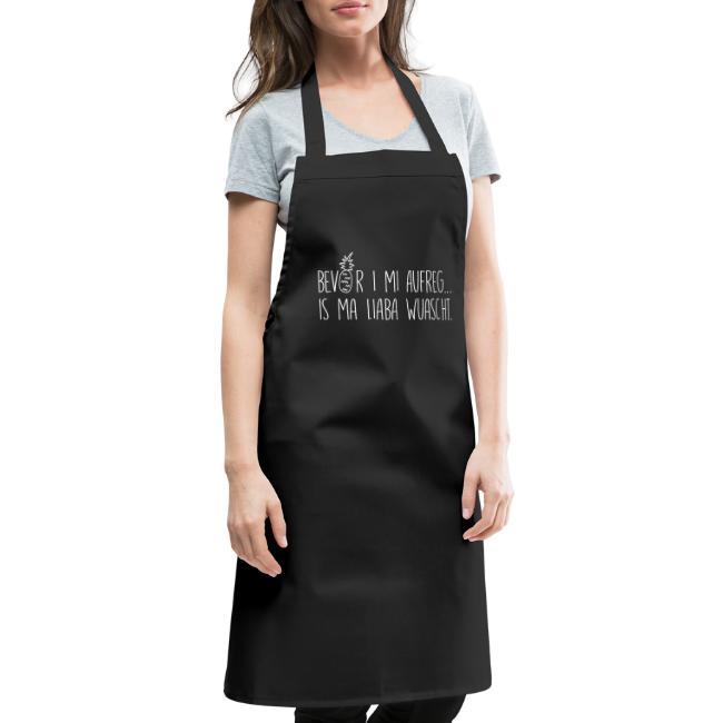 Vorschau: Bevor i mi aufreg is ma liaba wuascht - Kochschürze