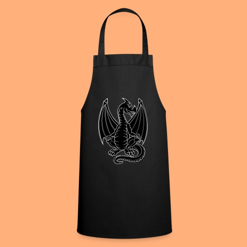 dragon - Tablier de cuisine