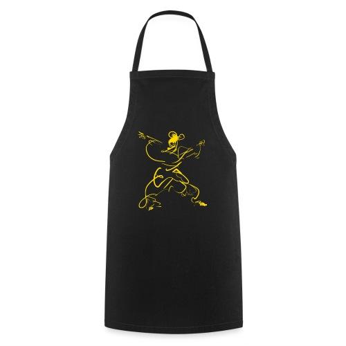 Kungfu figure - Cooking Apron