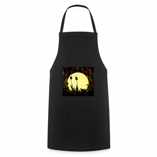 Nachttulpen - Kochschürze