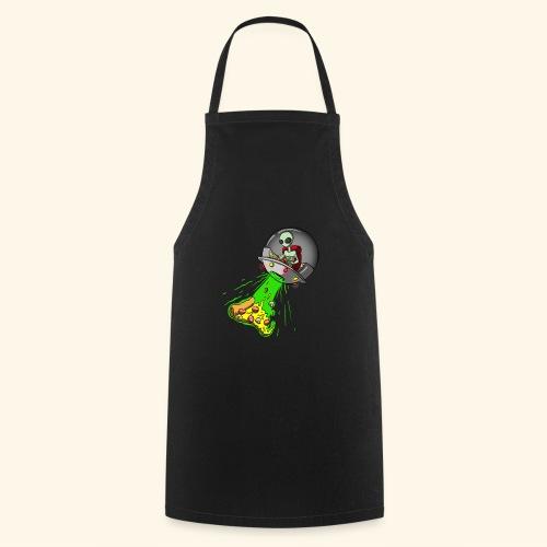 alienpizza - Tablier de cuisine