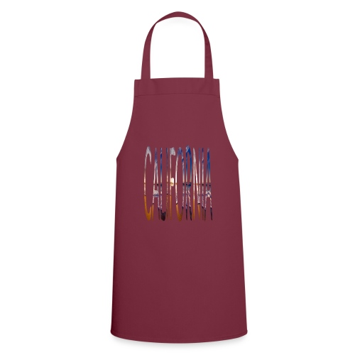 California Photo Word - Cooking Apron