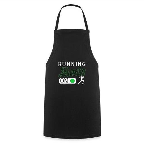 Running Mode On - Kochschürze