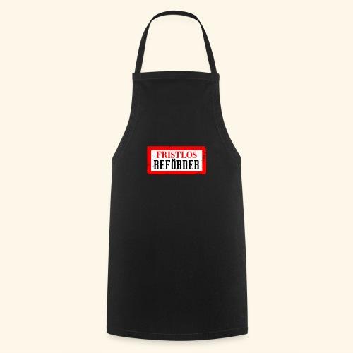 fristlosbefoerdert - Kochschürze