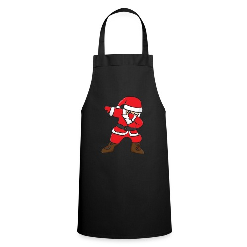 Dabbing Santa claus dab christmas kinder shirt - Kochschürze
