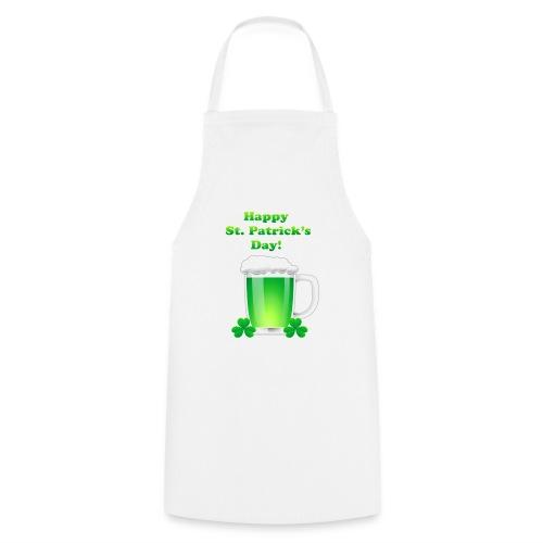 Saint Patrick Day t-shirt - Tablier de cuisine