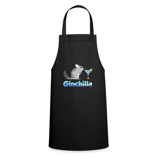 Gin chilla - Funny gift idea - Cooking Apron