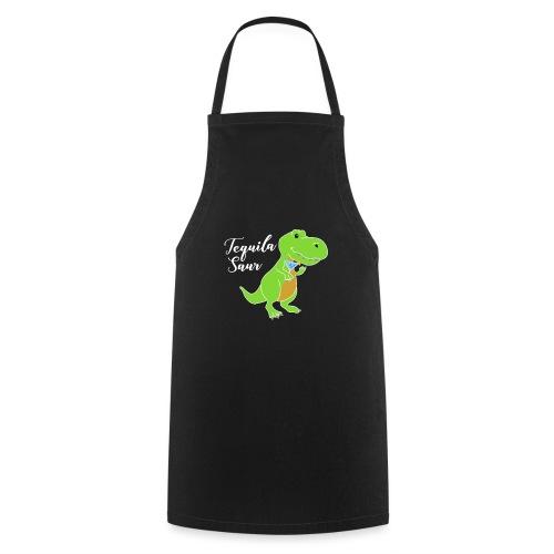 Tequila sour - dinosaur - Cooking Apron