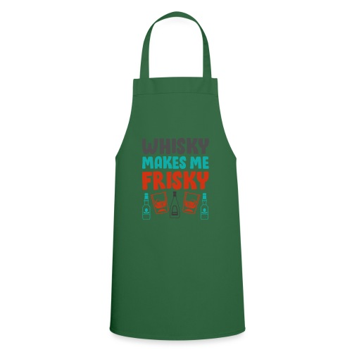 Whiskey Gift Idea - - Cooking Apron