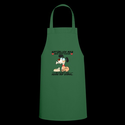 Dog - Kochschürze