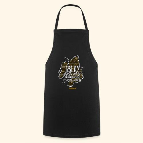 Tasting Notes Islay Whisky T Shirt Design - Kochschürze