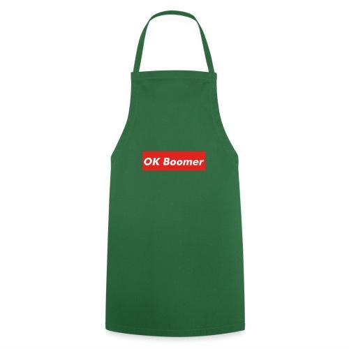 OK Boomer Meme - Cooking Apron