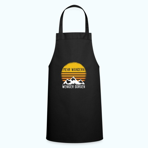 hike - Cooking Apron