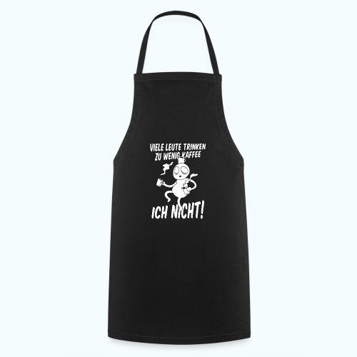 Nie Zuviel Kaffee - Cooking Apron