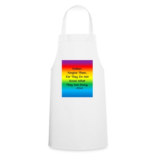 Forgive - Cooking Apron