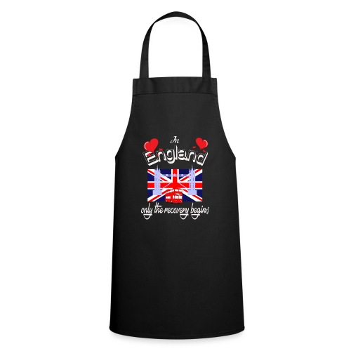 Urlaub England englisch lernen Ferien in England - Kochschürze
