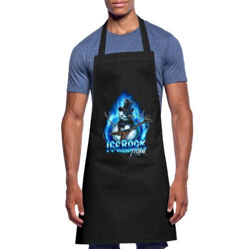 Snowman Evil - Kochschürze