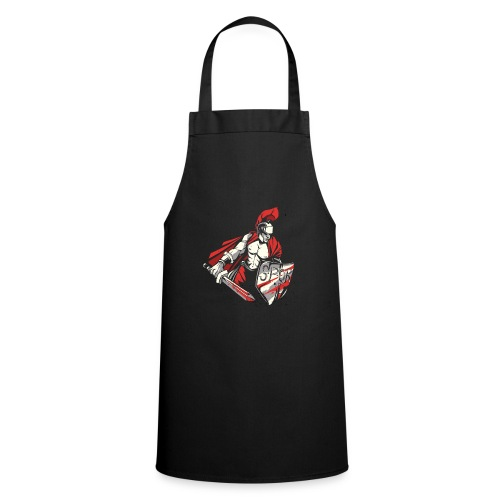 Römischer Soldat Krieger . SPQR - Kochschürze