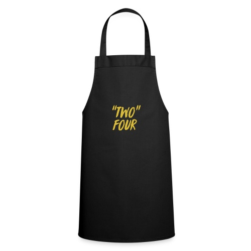 Two four logo design - Cooking Apron
