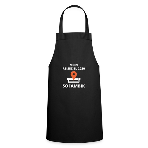 Reiseziel 2020 - SOFAMBIK Lustiger Spruch Corona - Kochschürze