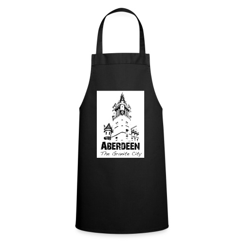 Aberdeen the Granite City - Cooking Apron