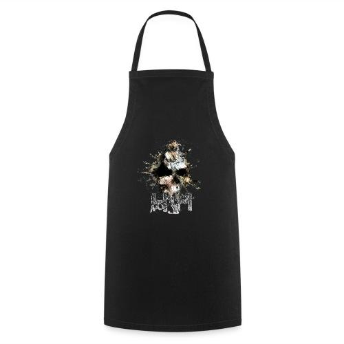 HNH METAL SKULL - Tablier de cuisine