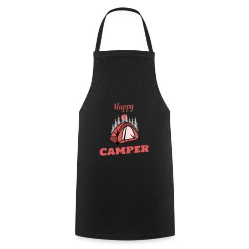 Happy Camper - Kochschürze