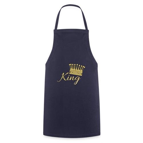 King Or by T-shirt chic et choc - Tablier de cuisine