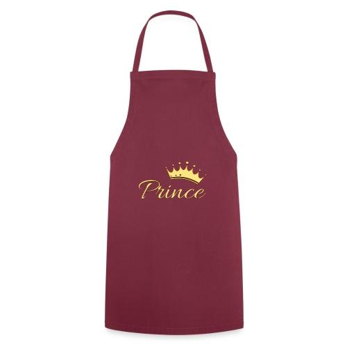 Prince Or -by- T-shirt chic et choc - Tablier de cuisine