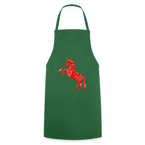 unicorn - Kochschürze