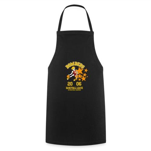 tshirt design bomber kinder - Kochschürze