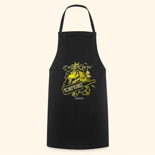 Whisky T Shirt Design Torfkind für Islay Fans - Kochschürze