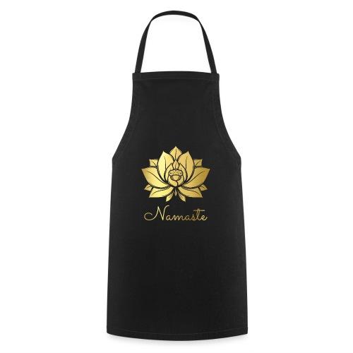 Namaste Meditation Yoga Sport Fashion - Kochschürze