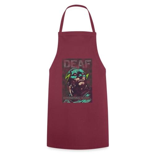 Deaf Supernatural Alarm Vintage - Kochschürze