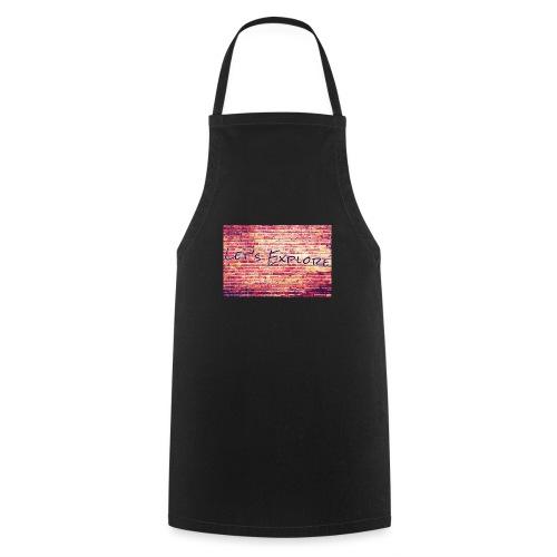 Let's Explore Brick - Cooking Apron