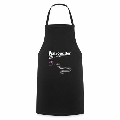 Aalrounder - Aal flexibel Angeln - Fishy Worm - Kochschürze