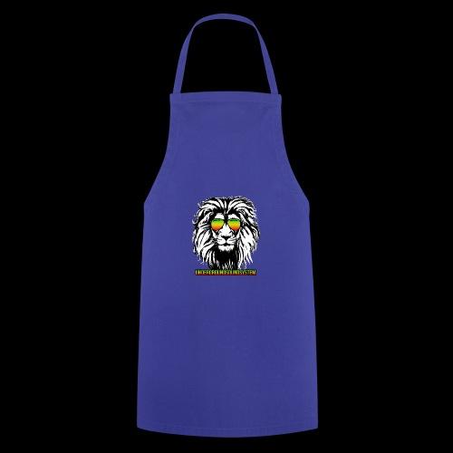RASTA REGGAE LION - Kochschürze