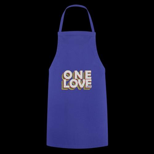 ONE LOVE - Kochschürze